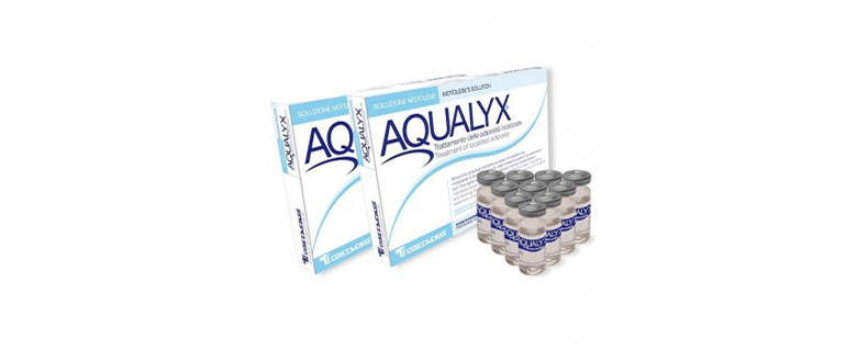 AQUALYX Intralipoterapia