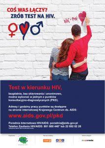 plakat AIDS