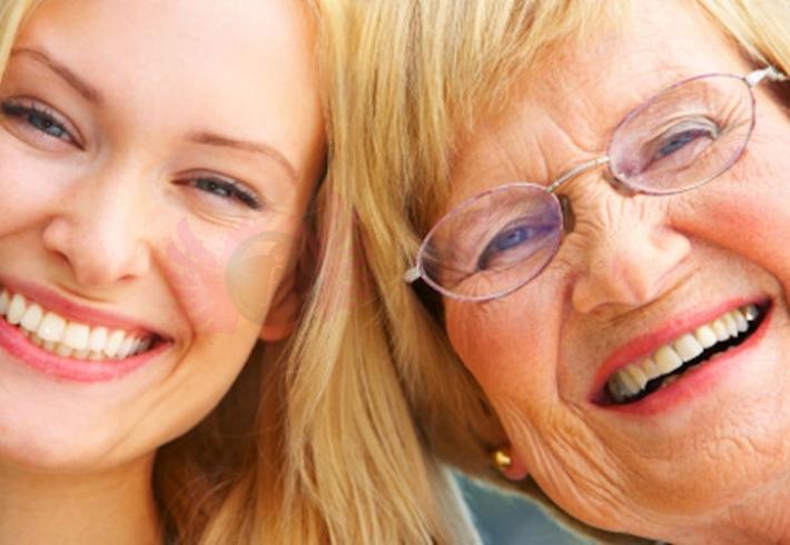 Czy wiesz jak starzeje się twarz?