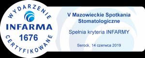 infarma badge 1676 Serock 2019 06 14 768x306